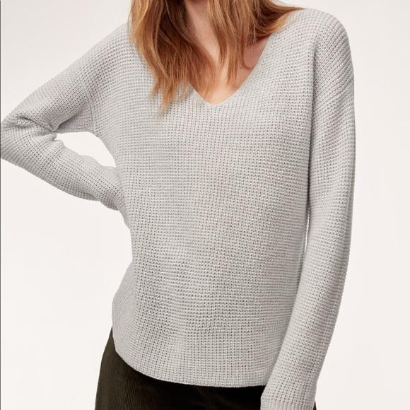 Aritzia/Wilfred Wolter Sweater